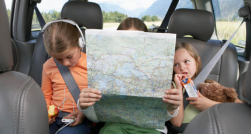 6 Must Haves When Traveling With Children