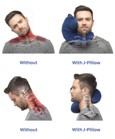 How can the J Pillow Help