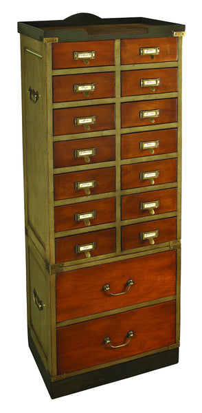 Collector's Cabinet Draw Unit