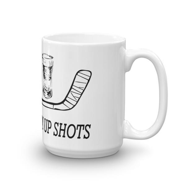 HOCKEY SHOTS