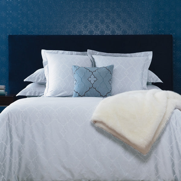 Yves Delorme Luna Bed Linen Collection