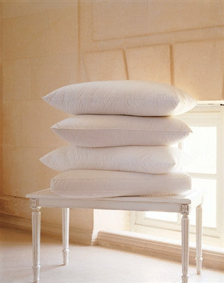 Yves Delorme Down & Feather Pillow Collection