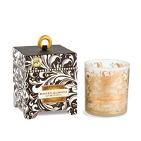 Michel Design Works Honey Almond 6.5oz Soy Wax Candle