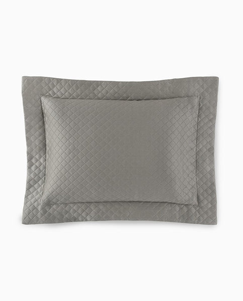 Sferra Bari Matelasse Coverlet and Pillow Sham (sold separately)