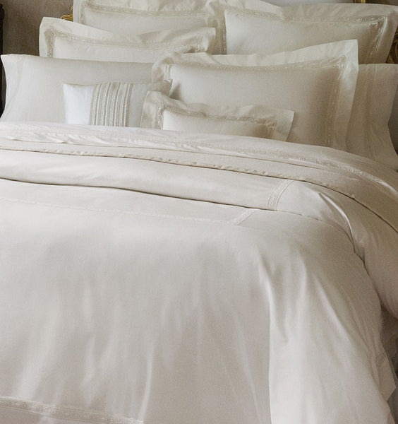 Sferra GIZA 45 Lace Bed Linen Collection