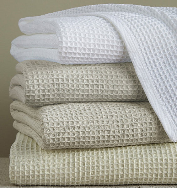 Sferra Kingston Cotton Thermal Blanket