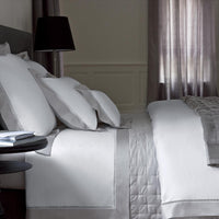 Yves Delorme Walton Bed Linen Collection (Nacre, Opalia, Pierre, Platine, Silver)