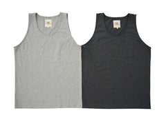 Essential Tank Top (Light Grey)