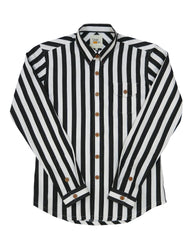 Nautical Stripe (Black) - Product view