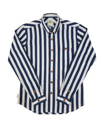Nautical Stripe (Navy Blue) - Product shot