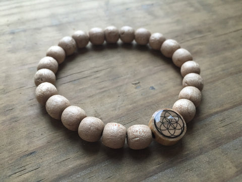 Maple Wood Mala