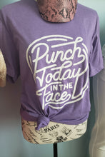 Load image into Gallery viewer, Punch life in the face tee