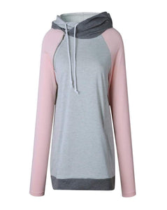 The Vickie Double Hoodie