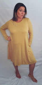 The Goldie Dress