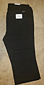 Kancan highwaisted black jeans
