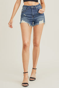 Risen Distressed Shorts