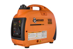 THE CAMPER <span>LITTLE PACKAGE, BIG PUNCH </br><em>1KVA INVERTER</em></span>