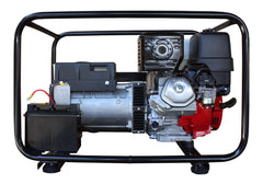 THE ALL ROUNDER <span>THE JACK OF ALL TRADES </br><em>8KVA PETROL GENERATOR - ELECTRIC START</em></span>