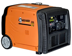 THE NOMAD <SPAN>POWER LIKE NO OTHER </br> <em>3KVA INVERTER</em></SPAN>