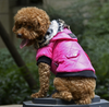 Winter Fur Collar Coat - PetsDoo