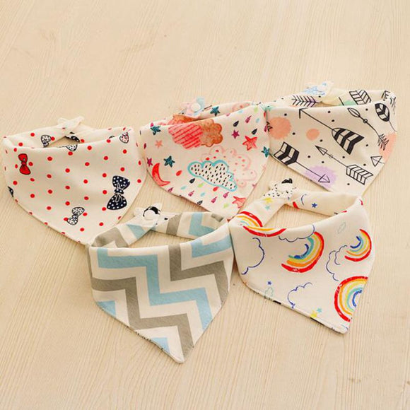 Reversible Dog Bandana Scarf
