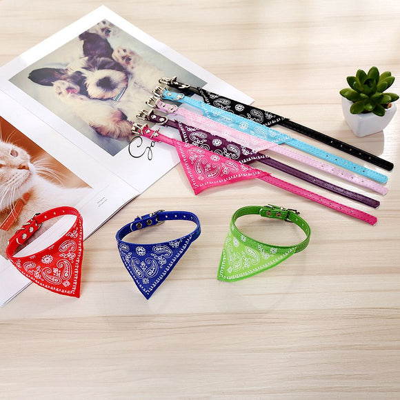 Pet Collar Bandana