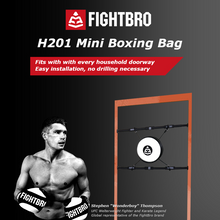 Load image into Gallery viewer, H201 Mini Boxing Bag