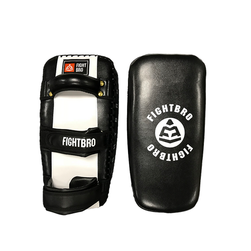 Sweat Thai kick pads, SuperDuron, multilayer foam filling including rubber sheet,43cmx23cmx9cm