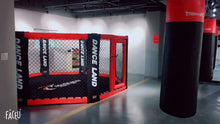Load image into Gallery viewer, FIGHTBRO Elite octagon floor cage side-to-side 4m