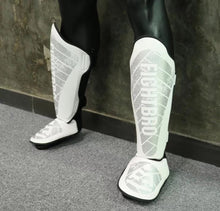 Load image into Gallery viewer, F223- S Sweat Muay Thai Shin Pads