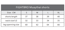 Load image into Gallery viewer, F406 Muay Thai Shorts