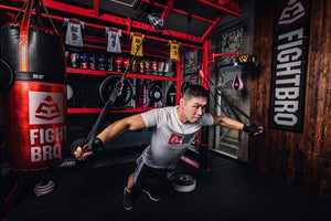 Multi-functional combat training rack