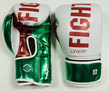 Load image into Gallery viewer, F182-KMX Champ metallic Mosaic sparring kids gloves