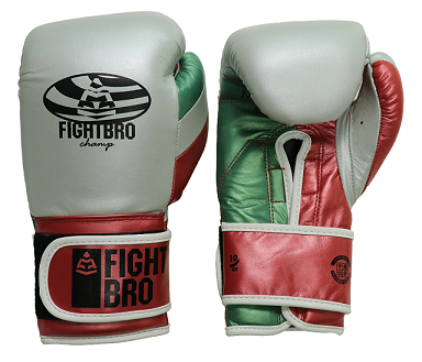 FIGHTBRO F098-VBX Champ metallic Mosaic sparring gloves