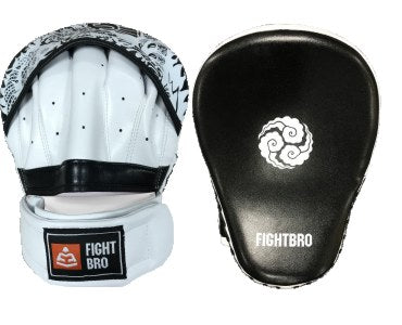 F301-D Sweat Contoured Focus Mitts