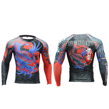 Load image into Gallery viewer, F400 Rashguard V009.03 Valor