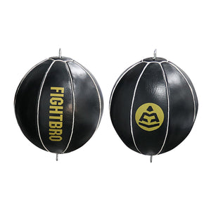 F801-C Double-end speed ball, cow-hide