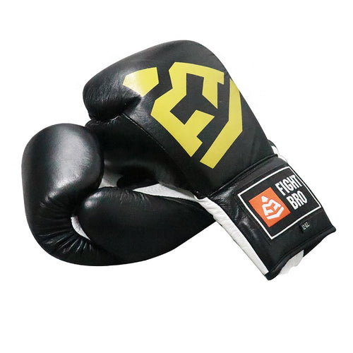 F101-C Champ Laced Competition Boxing Gloves