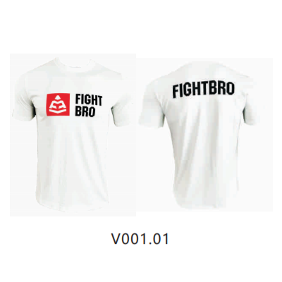 F411 Polyester FightBro T-Shirt