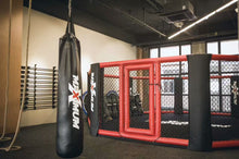 Load image into Gallery viewer, FIGHTBRO Deluxe octagon floor cage corner-to-corner 5.3m