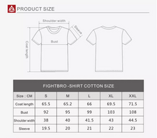 Load image into Gallery viewer, F410 Cotton FightBro T-Shirt