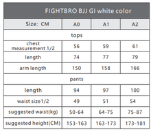 Load image into Gallery viewer, F414 BJJ Gi White