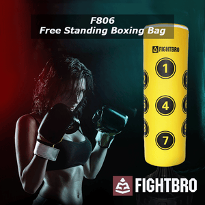 F806 Free Standing Boxing Bag