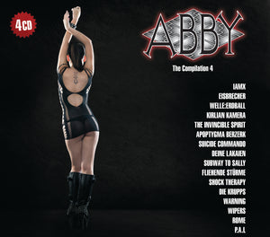 ABBY compilation 4 BOX (4CD)