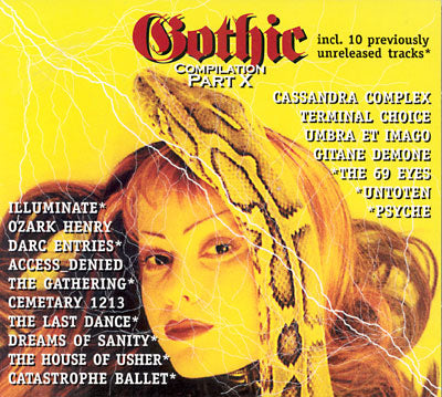 GOTHIC compilation 10 (CD)