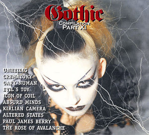 GOTHIC compilation 11 (CD)
