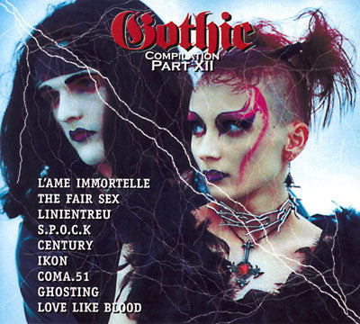 GOTHIC compilation 12 (CD)
