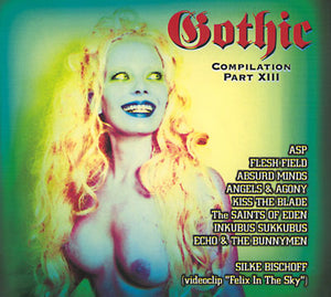 GOTHIC compilation 13 (CD)