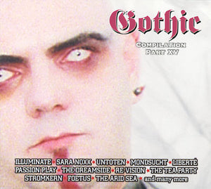 GOTHIC compilation 15 (CD)