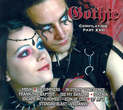 GOTHIC compilation 17 (CD)